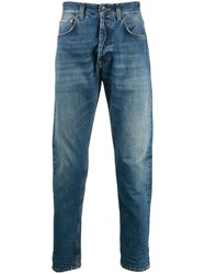 Prps Thunderbird Low Rise Jeans Blue