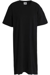 Oak Cotton Jersey Dress Black