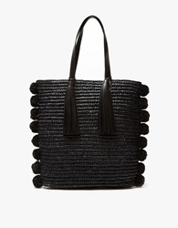Loeffler Randall Cruise Tote In Black