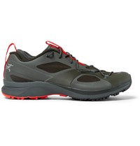 Arc'teryx Norvan Vt Trail Running Sneakers Charcoal