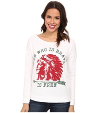 Gypsy Soule Brave Chief White Women's Clothing