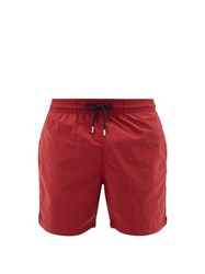 Derek Rose Aruba 2 Swim Shorts Red