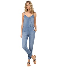 Dittos Donna Jumpsuit Medium Enzyme Women's Jumpsuit And Rompers One Piece Blue