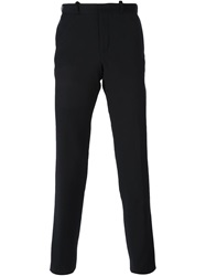 Stephan Schneider Classic Straight Leg Trousers Black