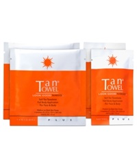 Tantowel Tan To Go Kit Plus