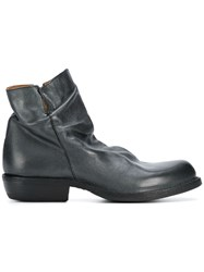 Fiorentini Baker Chill Ankle Boots Grey