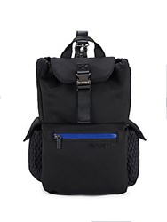 2Xist Buckled Single Strap Backpack Black
