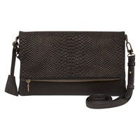 Mint Velvet Roxy Cross Body Bag Black