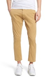 Imperial Motion Men's Federal Cropped Chinos Khaki