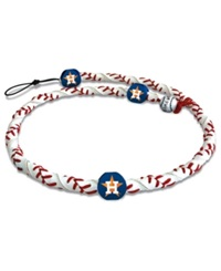 Game Wear Houston Astros Frozen Rope Necklace
