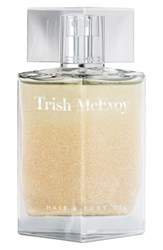 Trish Mcevoy 100 Luminous Hair And Body Shimmer Oil No Color