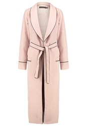 Lavish Alice Classic Coat Rose