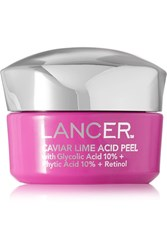 Lancer Caviar Lime Acid Peel Colorless