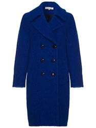 Damsel In A Dress Charlecote Coat Blue