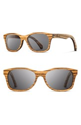 Men's Shwood 'Cannon' Sunglasses