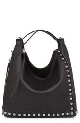 Allsaints Cami Convertible Leather Backpack Black