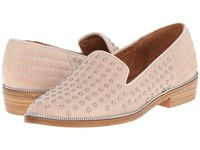 The Kooples Suede Leather And Eylet Nude Women's Slip On Shoes Beige