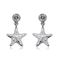 Theo Fennell Starfish Drop Earrings Female