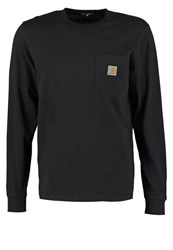 Carhartt Wip Long Sleeved Top Black