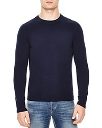 Sandro Cashmere Sweater Blue