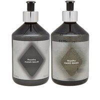 Tom Dixon Royalty Hand Duo Gift Set Silver