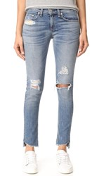 Rag And Bone Jean The Skinny Jeans Commodore