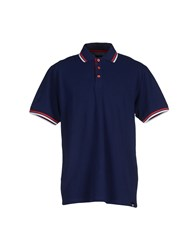 Dickies Topwear Polo Shirts Men Dark Blue