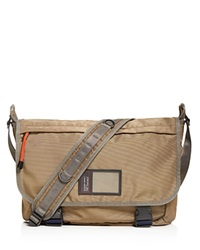 Marc By Marc Jacobs Scout Davey Messenger Bag Dark Moss Brown