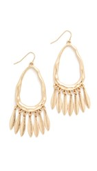 Adia Kibur Georgia Earrings White Gold