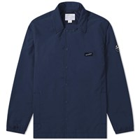 Nanamica Coach Jacket Blue