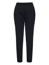 Carven Slim Leg Wool Gabardine Trousers