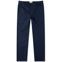 Oliver Spencer Drawstring Trouser Blue