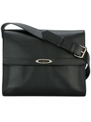Lanvin Small Sac De Ville Crossbody Bag Black