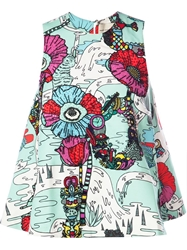 Mary Katrantzou 'Evabar' Tank Top