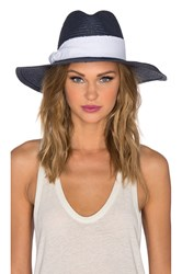 Hat Attack Refined Style Harbor Hat Blue