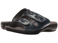Trotters Kap Navy Women's Sandals