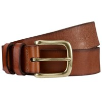 John Lewis Katherine Tie Leather Jeans Belt Light Tan