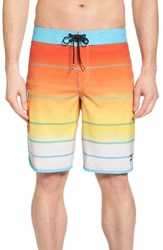 Billabong 73 X Stripe Board Shorts Yellow