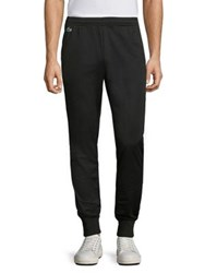Lacoste Solid Sport Trackpants Black