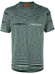 Missoni Knitted T Shirt