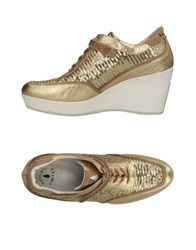 Botticelli Sport Limited Sneakers Gold