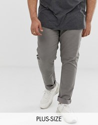 Blend Of America Slim Fit Chino In Black