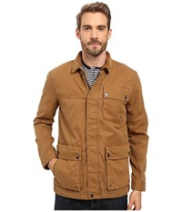 Lucky Brand Barn Jacket Tobacco Men's Coat Brown
