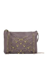Sanctuary Hendrix Leather Ring Accented Crossbody Bag