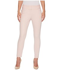 Ivanka Trump Compression Ankle Pants Blush Casual Pants Pink