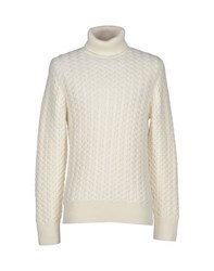 Berluti Paris Berluti Paris Knitwear Turtlenecks Men Ivory