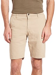Joe's Jeans Brixton Cotton Shorts Meadow