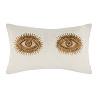Jonathan Adler Muse Eyes Cushion