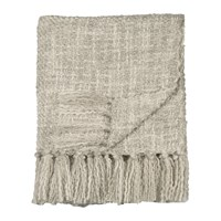Dkny Boucle Throw 127X152cm Natural
