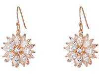 Nina Aarti Earrings Cz Rose Gold Earring